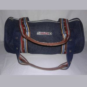 Very Cute Vtg ROXY Quicksilver Denim Bag
